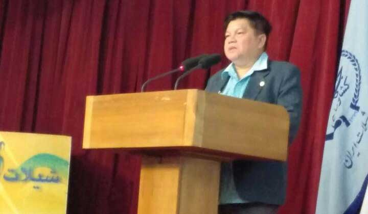 جلسه معرفی فعالیتها و زمینه های همکاری با هیئت ویتنامی