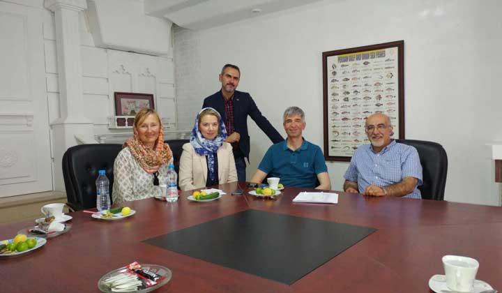 سومین سمینار شیلاتی ایران و نروژ