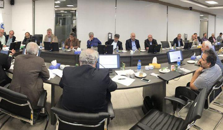 برگزاری مجمع عمومی عادی اتحادیه در تاریخ 24 آذر