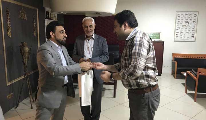 تفاهم نامه بین اتحادیه آبزیان و شرکت ماهیگیری عمان