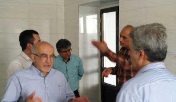 بازدید دبیر کل اتحادیه از مرکز تولید میگوی عاری از بیماری در بوشهر