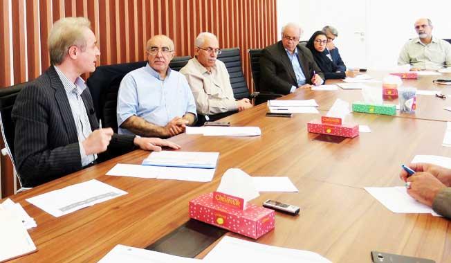 برگزاری جلسه دبیر کل اتحادیه با نمایندگان مجلس و نماینده قوه قضائیه کشور