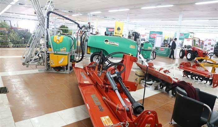 نمایشگاه صنایع تبدیلی تکمیلی و فناوری های پیشرفته غذایی و صادرات کشاورزی