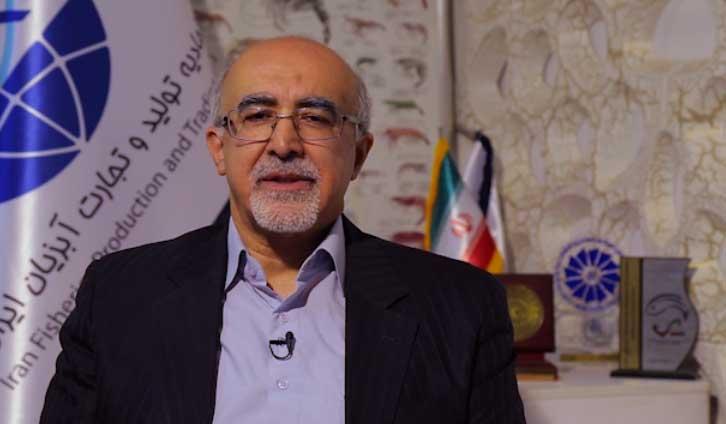 مصاحبه دبیر کل اتحادیه درباره پرورش میگو در ایران