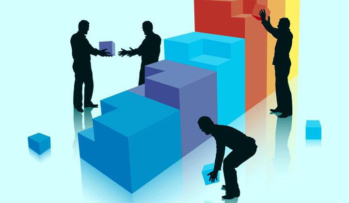 سازمان ها دیگر نه بر پایه زور و قدرت بلکه بر پایه اعتماد بنا می شوند