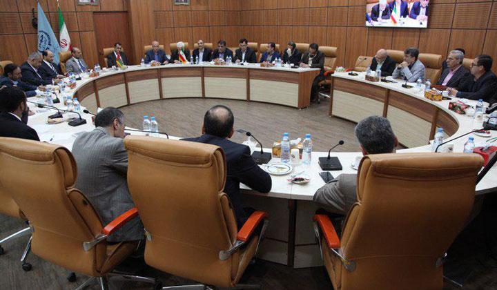 همایش مشترک شیلاتی ایران و عمان