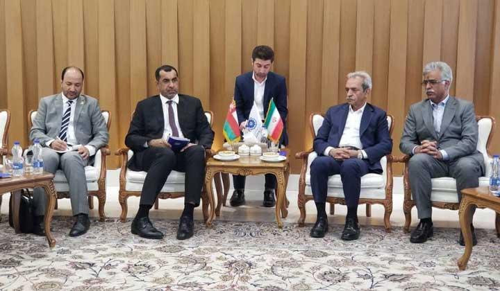توسعه همکاریهای بخش خصوصی شیلات ایران و عمان