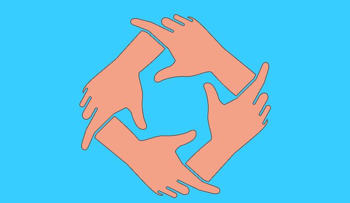 اعتماد و اتحاد؛ رمز پیروزی