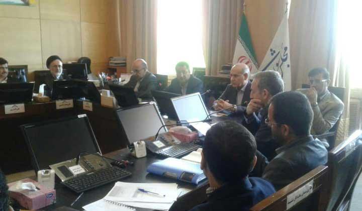 جلسه کمیسیون کشاورزی مجلس با موضوع پی گیری مطالبات اتحادیه تولید و تجارت آبزیان ایران