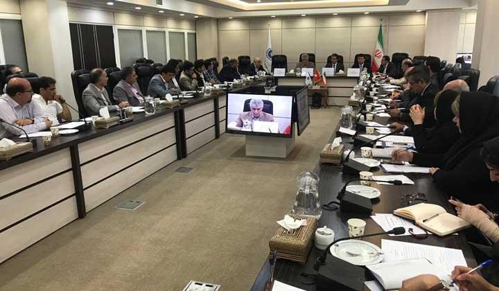 برگزاری انتخابات هیئت مدیره اتاق مشترک ایران و ویتنام