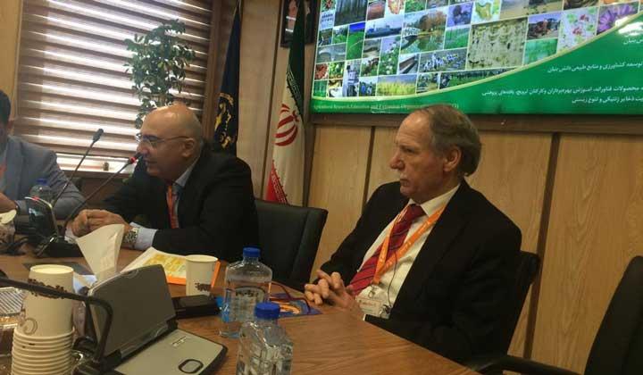 همایش مشترک شیلاتی ایران و هلند با موفقیت برگزار شد