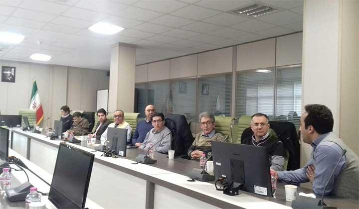 گزارش جلسه هماهنگی و ساماندهی صادرات آبزیان به روسیه