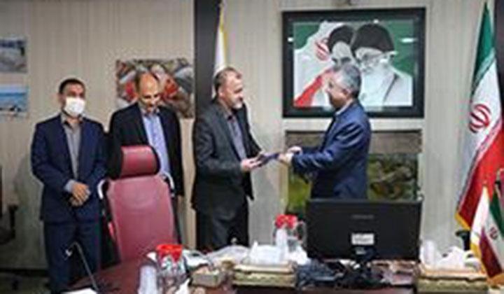 تبریک انتصاب آقای دکتر مصطفی شریف روحانی به عنوان قائم مقام رییس مؤسسه علوم تحقیقات شیلاتی کشور