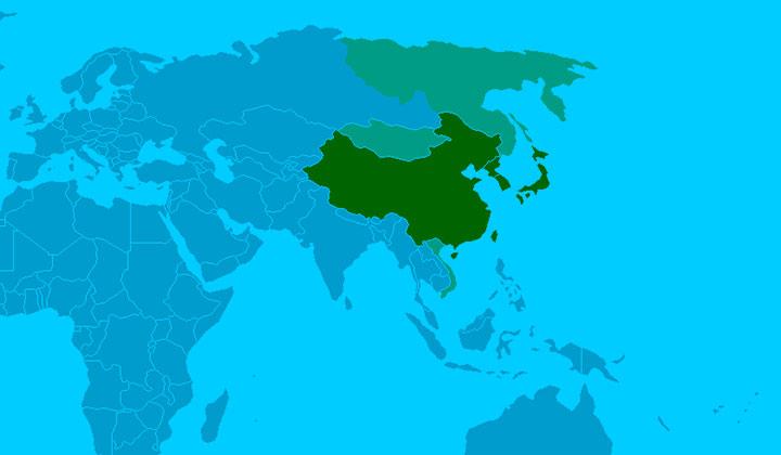 گزارش اخبار و تحولات اقتصادی حوزه شرق آسیا