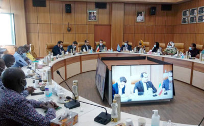 کنیا خواهان همکاری شیلاتی با ایران شد